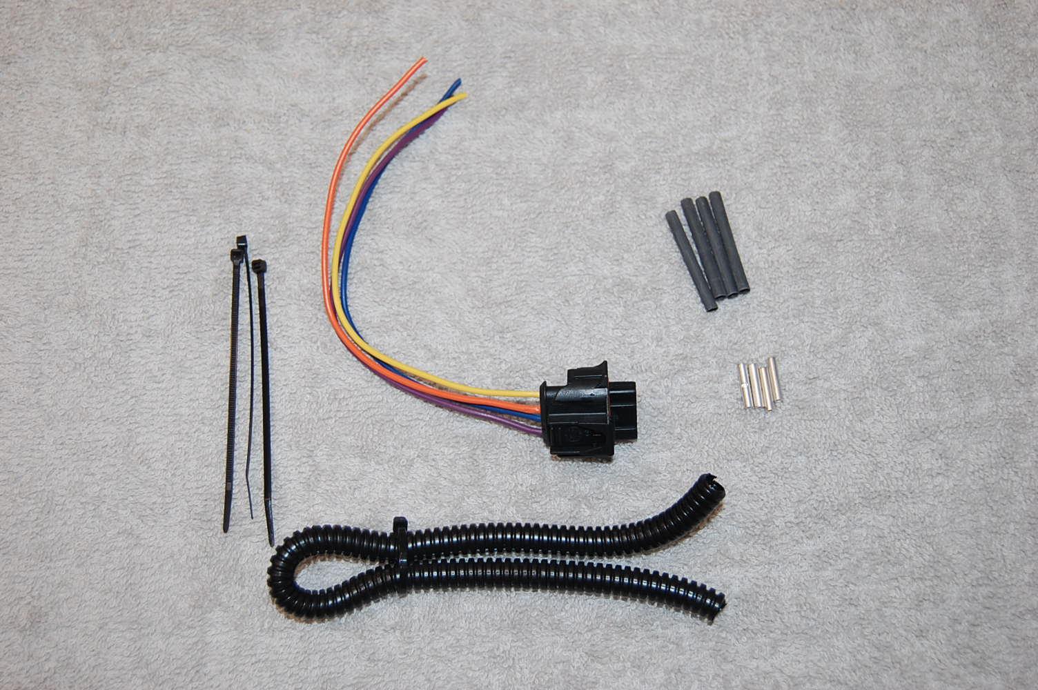 Wire Harness Repair Kit T-Map Sensor Polaris Sportsman, RZR, 2875542 2878494