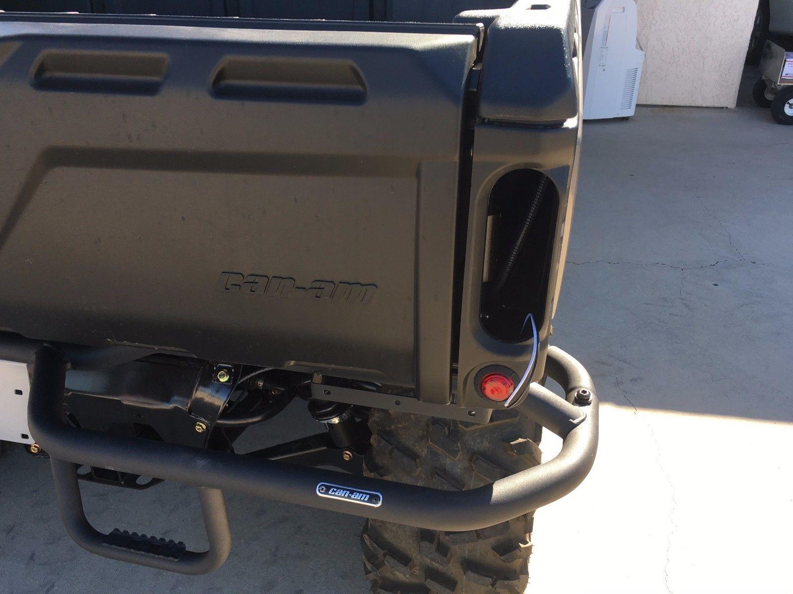 Can Am Defender Turn Signal Amp Led Light Kit Ts332cd Vic