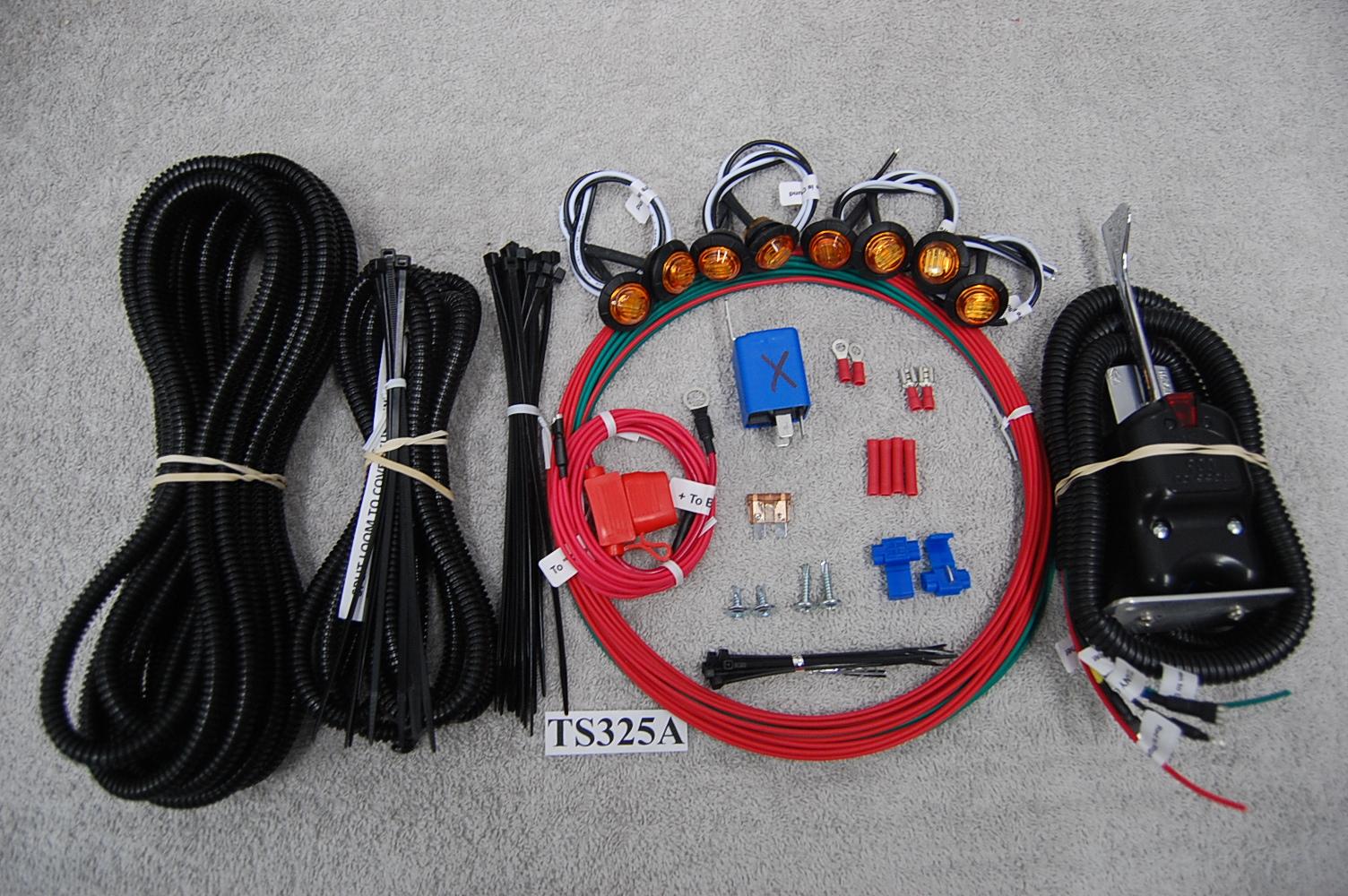 Can Am Commander 800 1000 Amp Max Led Turn Signal Kit Ts325a
